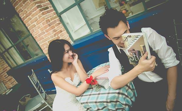 Dương Triệu Vũ, Ngọc Thanh Tâm bất ngờ tung ảnh cưới lãng mạn - Ảnh 11.