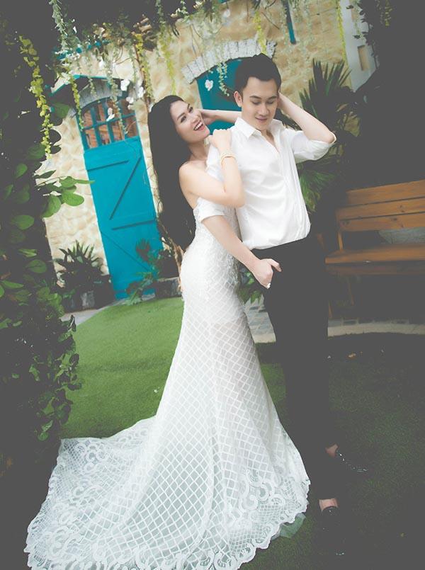 Dương Triệu Vũ, Ngọc Thanh Tâm bất ngờ tung ảnh cưới lãng mạn - Ảnh 12.