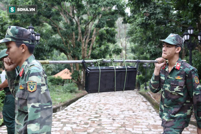 Hàng trăm chiến sĩ ngày thứ 2 tìm kiếm trực thăng rơi ở Vũng Tàu - Ảnh 9.