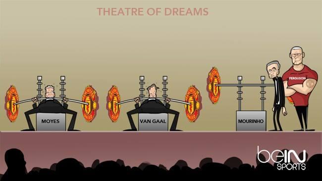 Ảnh chế: Mourinho vội đến Man United vì lo sợ... ĐT Việt Nam - Ảnh 3.