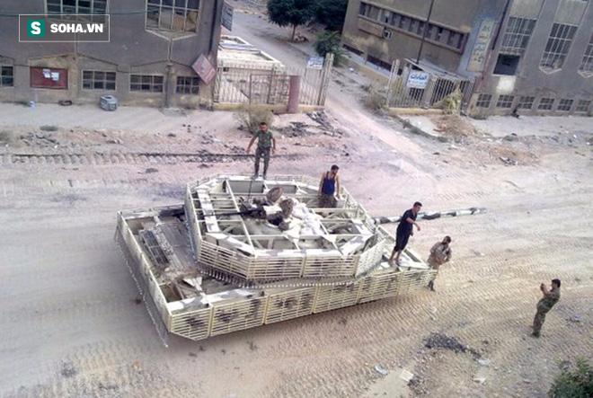 Chiến trường khốc liệt Syria: Pháo phòng không tự hành ZSU-23-4 liên tiếp lập công! - Ảnh 2.