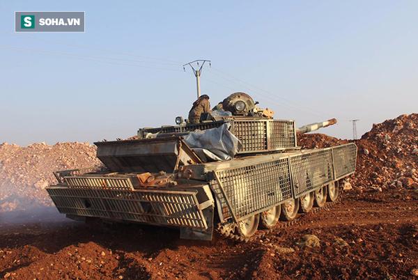 Chiến trường khốc liệt Syria: Pháo phòng không tự hành ZSU-23-4 liên tiếp lập công! - Ảnh 1.