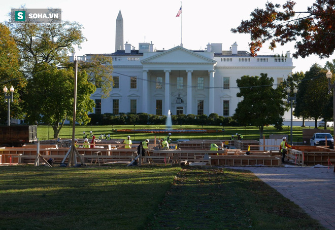 Từ Washington DC: Nhà Trắng - Một ngày trước khi đổi chủ - Ảnh 2.