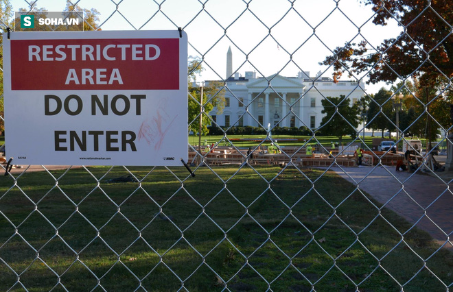 Từ Washington DC: Nhà Trắng - Một ngày trước khi đổi chủ - Ảnh 3.