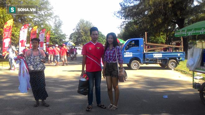 Từ Myanmar: Fan nữ mạnh dạn dự ĐT Việt Nam thua 0-10 - Ảnh 6.