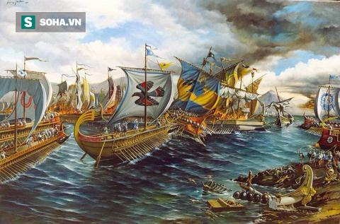 Salamis - Trận hải chiến lớn bậc nhất lịch sử thế giới cổ đại! - Ảnh 1.