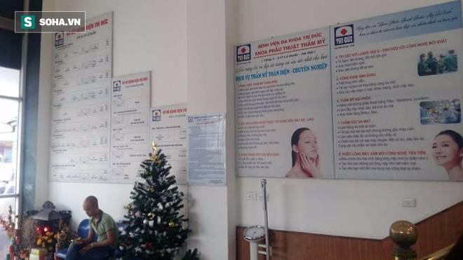 Vụ hai bệnh nhân chết khi gây mê: Bệnh viện hoạt động bình thường, vẫn đông người đến khám - Ảnh 5.