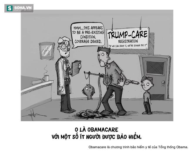 [BIẾM HỌA] Doanh nhân Mỹ hình dung viễn cảnh đáng sợ khi Donald Trump trở thành Tổng thống - Ảnh 15.
