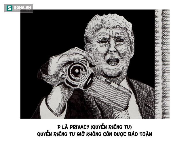 [BIẾM HỌA] Doanh nhân Mỹ hình dung viễn cảnh đáng sợ khi Donald Trump trở thành Tổng thống - Ảnh 16.