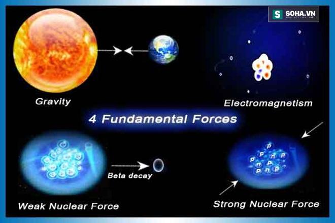Phát hiện chấn động: Đã tìm ra lực thứ 5 cấu tạo nên vũ trụ - Ảnh 1.