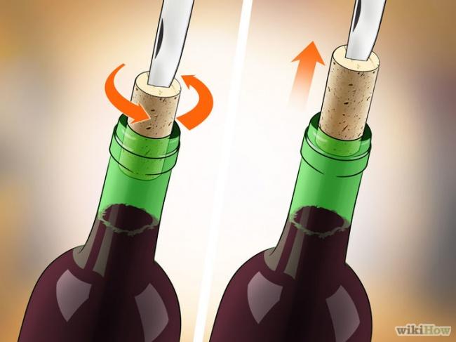 Những bí kíp mở rượu vang không cần dụng cụ mà quý ông nào cũng phải biết! - Ảnh 3.