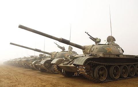 Al-Zarrar - Gói nâng cấp đáng tiền của dòng xe tăng T-54/55 - Ảnh 1.