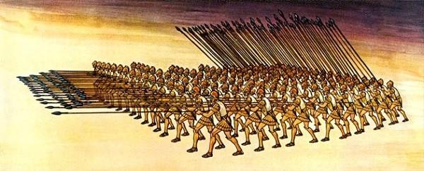 Leuctra - Trận đại chiến phá hủy danh tiếng của người Sparta! - Ảnh 3.