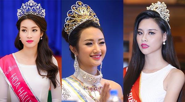 Các Hoa hậu Việt Nam nghĩ gì khi đọc thống kê dưới dây? - Ảnh 3.