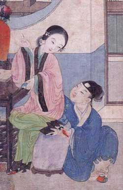 Lá bùa giữ chân Tây Môn Khánh và muôn kiểu bùa yêu trong xã hội phong kiến TQ - Ảnh 1.