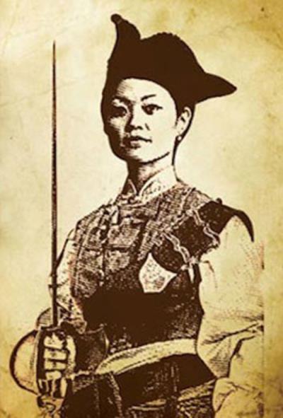 Nữ cướp biển khét tiếng nhất lịch sử - Ảnh 1.