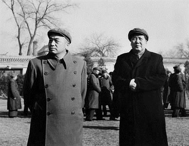 Bành Đức Hoài: Nguyên soái Trung Quốc đấu khẩu với Mao Trạch Đông - Ảnh 3.