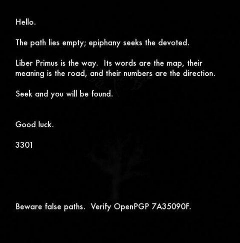 Cicada 3301: Gã khổng lồ bí ẩn nhất thế giới mạng Internet - Ảnh 6.