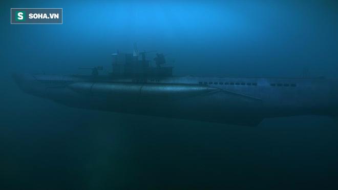 Sứ mệnh tiêu diệt tàu ngầm mang mật danh nấm mồ chiến tranh - Ảnh 1.
