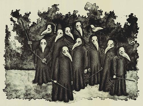 Trang phục kỳ dị của các bác sĩ trong thời kỳ Cái chết Đen - Ảnh 7.