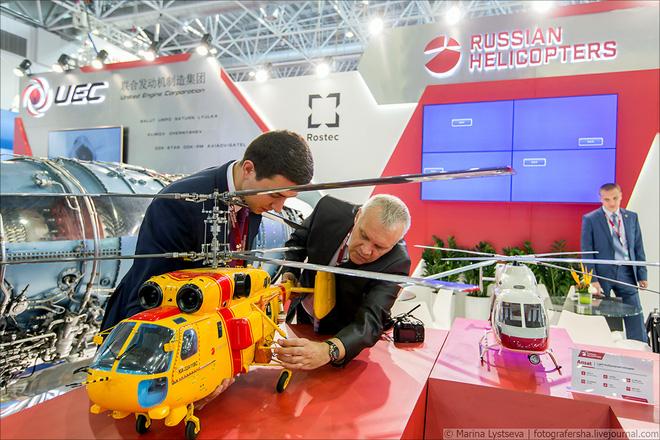 Trực thăng Nga đắt hàng như tôm tươi tại Triển lãm Hàng không TQ, ký hợp đồng liên tiếp - Ảnh 2.