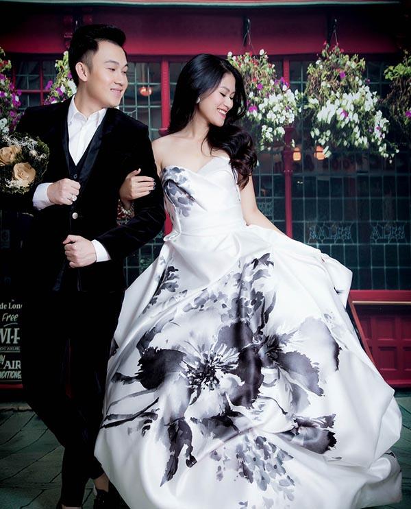 Dương Triệu Vũ, Ngọc Thanh Tâm bất ngờ tung ảnh cưới lãng mạn - Ảnh 3.