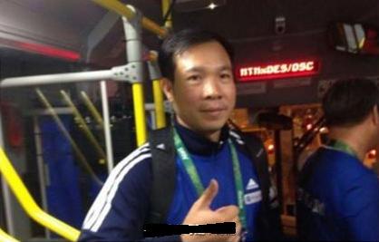 Fan Trung Quốc ồ ạt đổ sang… hâm mộ Hoàng Xuân Vinh - Ảnh 1.