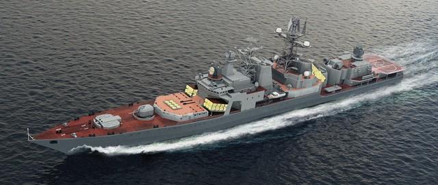 Trang bị Klub, Gepard vẫn chưa phải chiến hạm mạnh nhất Việt Nam - Ảnh 3.