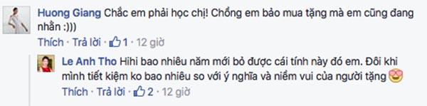 Phản ứng của vợ diễn viên Bình Minh khi được chồng tặng iPhone 7 - Ảnh 3.