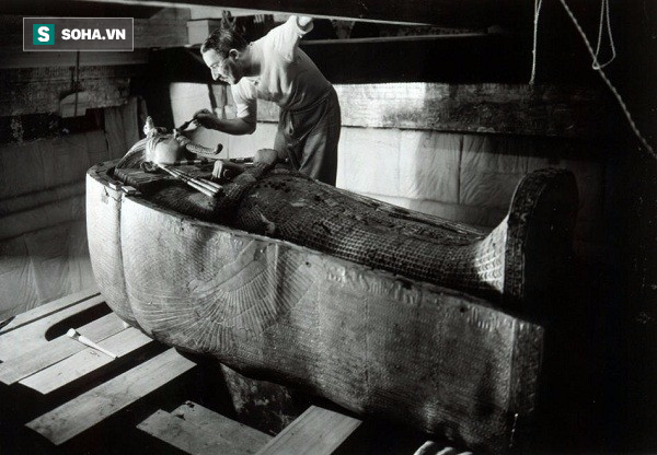 Giải mật lời nguyền chết chóc trong lăng mộ Pharaoh kỳ bí nhất Ai Cập - Ảnh 1.