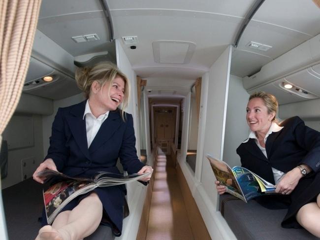 11 bí mật trên máy bay khiến chúng ta vừa mừng vừa lo ngay ngáy - Ảnh 3.