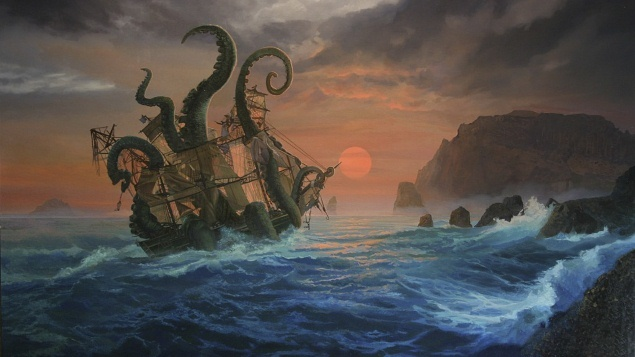 Đây là con thủy quái đáng sợ nhất nơi đáy đại dương tăm tối - Ảnh 5.