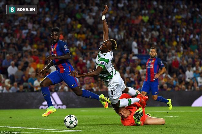 Messi vượt mặt Ronaldo trong ngày Barcelona thắng hủy diệt - Ảnh 10.