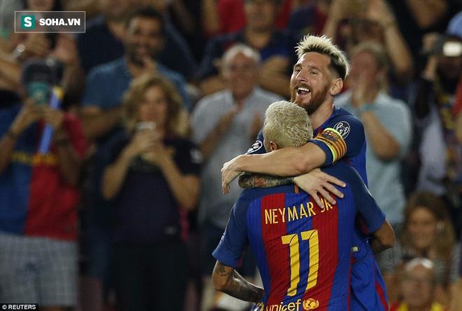 Messi vượt mặt Ronaldo trong ngày Barcelona thắng hủy diệt - Ảnh 11.