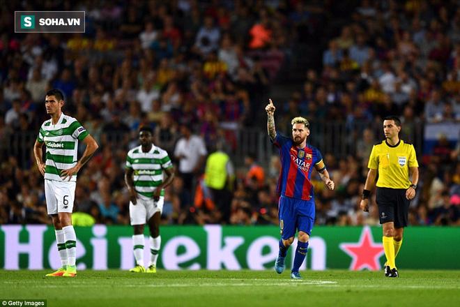 Messi vượt mặt Ronaldo trong ngày Barcelona thắng hủy diệt - Ảnh 12.