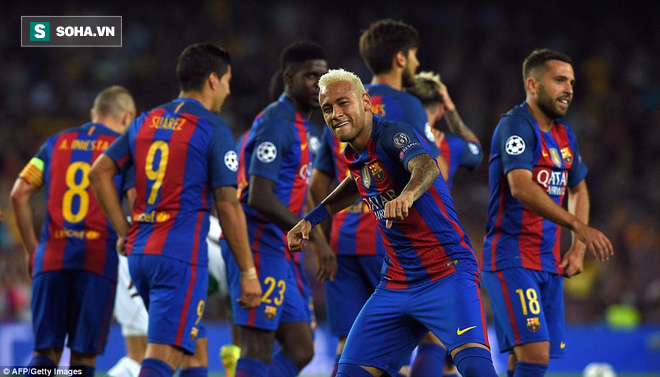 Messi vượt mặt Ronaldo trong ngày Barcelona thắng hủy diệt - Ảnh 14.