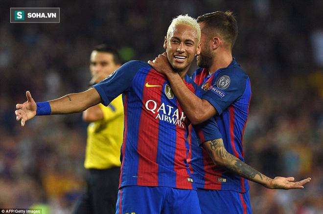 Messi vượt mặt Ronaldo trong ngày Barcelona thắng hủy diệt - Ảnh 16.