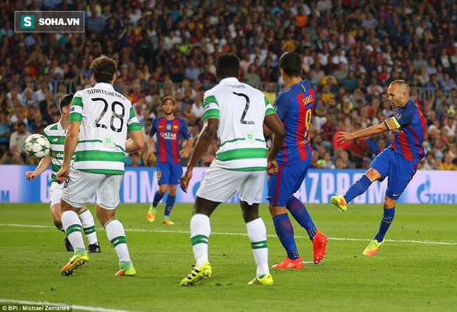Messi vượt mặt Ronaldo trong ngày Barcelona thắng hủy diệt - Ảnh 17.