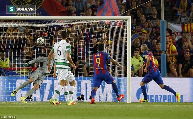 Messi vượt mặt Ronaldo trong ngày Barcelona thắng hủy diệt - Ảnh 18.