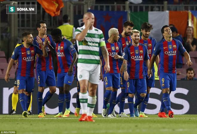 Messi vượt mặt Ronaldo trong ngày Barcelona thắng hủy diệt - Ảnh 22.