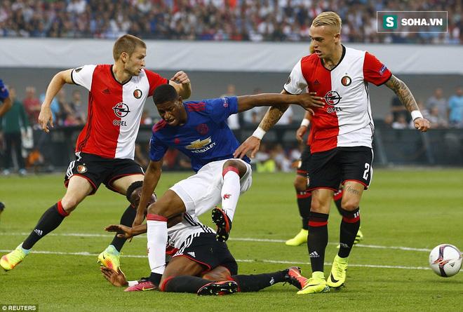 Mourinho đang tẩu hỏa nhập ma, Man United sẽ lĩnh đủ - Ảnh 2.
