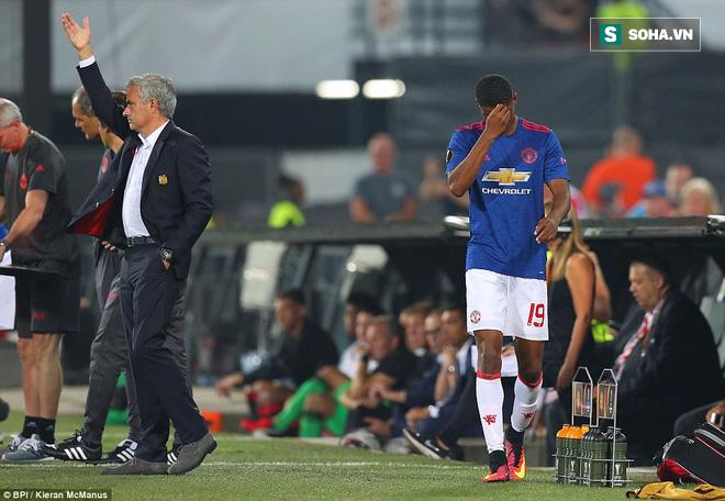 Mourinho đang tẩu hỏa nhập ma, Man United sẽ lĩnh đủ - Ảnh 1.