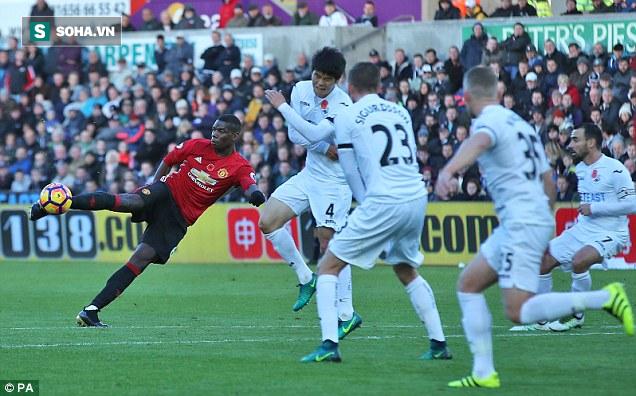 Mourinho đã biết dùng món quà báu Alex Ferguson để lại - Ảnh 2.