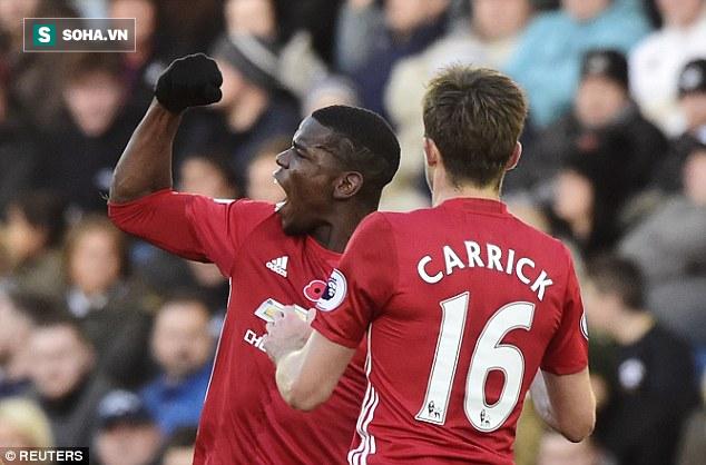 Mourinho đã biết dùng món quà báu Alex Ferguson để lại - Ảnh 3.