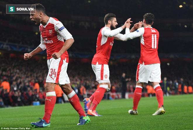 Tự bắn vào chân, Arsenal lại đứng trước nguy cơ lớn tại Champions League - Ảnh 1.