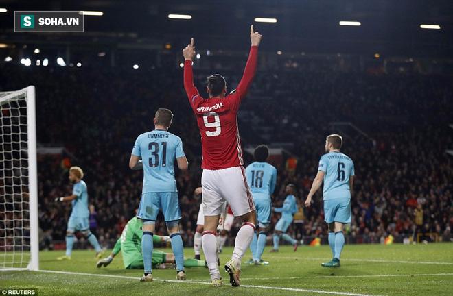 Đây mới chính là Man United mà người ta đã từng biết đến... - Ảnh 2.