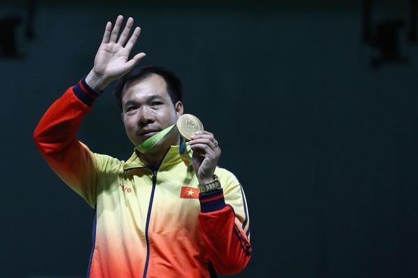Thói quen dị ít biết của Nhà vô địch Hoàng Xuân Vinh - Ảnh 4.