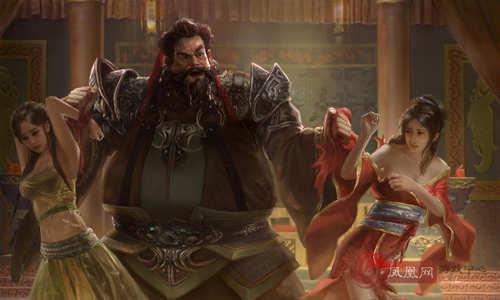 Ngán ngẩm với ngoại hình của đệ nhất gian thần Tam Quốc  - Ảnh 2.