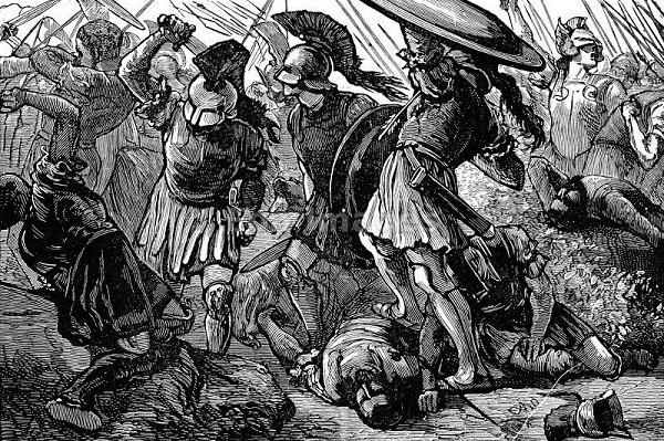 Leuctra - Trận đại chiến phá hủy danh tiếng của người Sparta! - Ảnh 6.