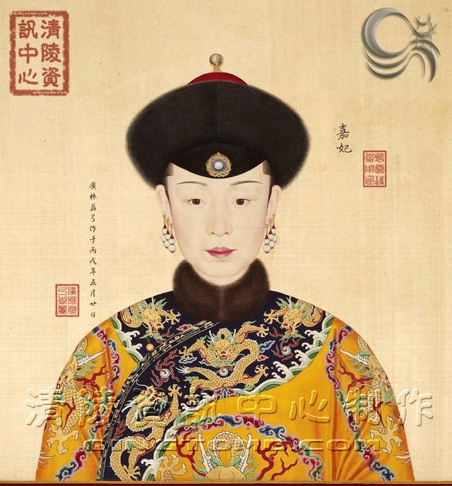 Bí mật thân thế người phụ nữ ngoại quốc, được an táng cùng Hoàng đế Thanh triều Càn Long - Ảnh 4.